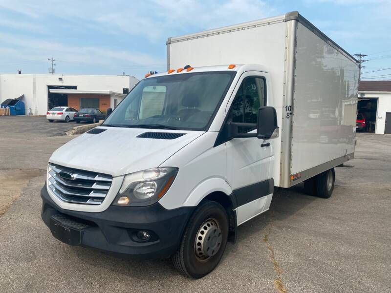 2015 Freightliner Sprinter for sale at Kellis Auto Sales in Columbus OH