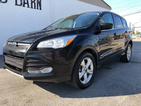 2015 Ford Escape for sale at Kellis Auto Sales in Columbus OH
