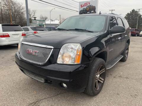 2007 GMC Yukon for sale at Kellis Auto Sales in Columbus OH