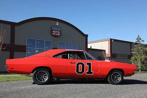 1969 Dodge Charger for sale at Sun Valley Auto Sales in Hailey ID