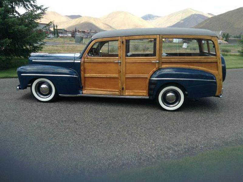 1948 Ford Woody In Hailey ID - Sun Valley Auto Sales