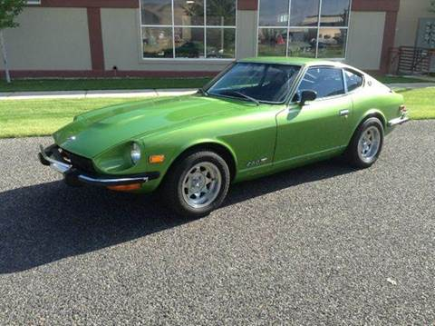 1974 Datsun 260Z for sale at Sun Valley Auto Sales in Hailey ID