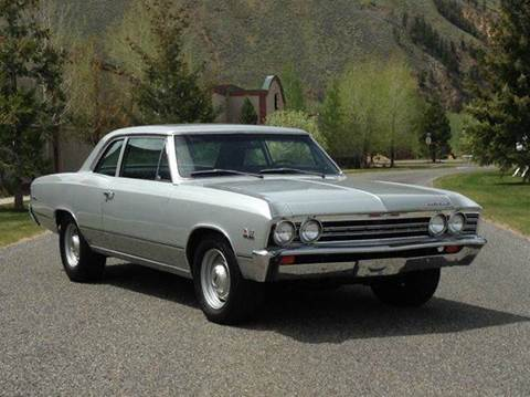 1967 Chevrolet Chevelle for sale at Sun Valley Auto Sales in Hailey ID