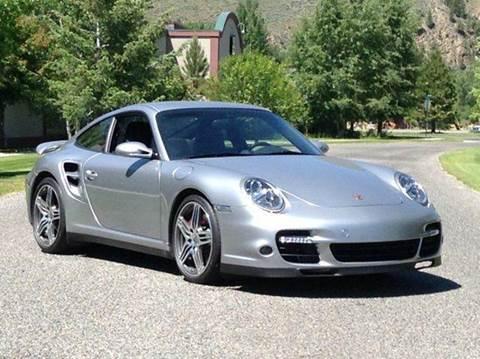 2007 Porsche 911 for sale at Sun Valley Auto Sales in Hailey ID