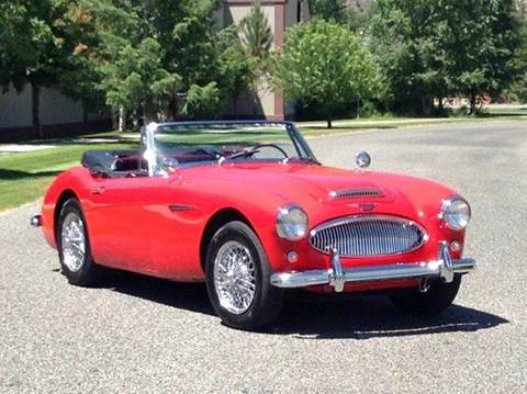 1963 Austin-Healey BJ7 for sale at Sun Valley Auto Sales in Hailey ID