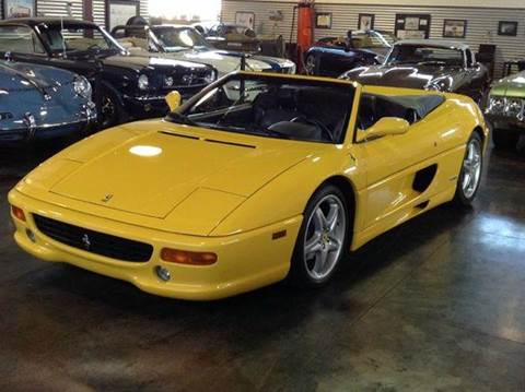 1997 Ferrari F355 for sale at Sun Valley Auto Sales in Hailey ID