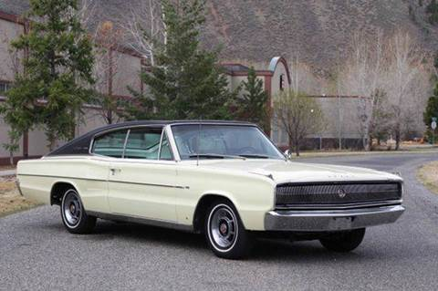 1967 Dodge Charger for sale at Sun Valley Auto Sales in Hailey ID