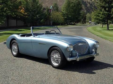 1954 Austin-Healey 100-4 for sale at Sun Valley Auto Sales in Hailey ID