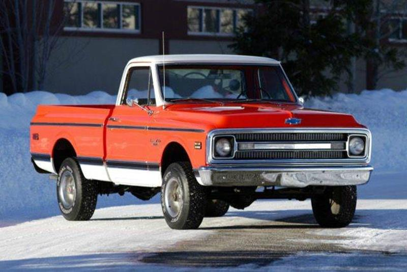 1970 Chevrolet C/K 10 Series for sale at Sun Valley Auto Sales in Hailey ID