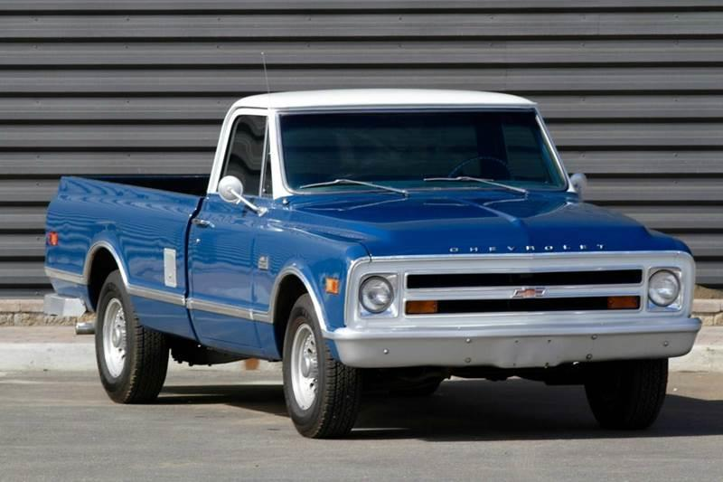 1968 Chevrolet C/K 20 Series for sale at Sun Valley Auto Sales in Hailey ID