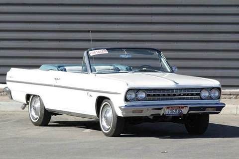 1963 Oldsmobile Cutlass for sale at Sun Valley Auto Sales in Hailey ID