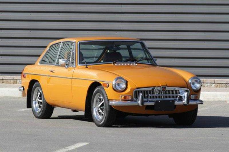 1974 MG MGB for sale at Sun Valley Auto Sales in Hailey ID