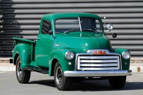 1952 GMC C/K 3500 Series for sale at Sun Valley Auto Sales in Hailey ID