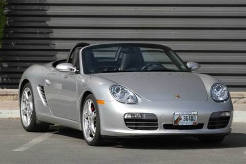 2006 Porsche Boxster for sale at Sun Valley Auto Sales in Hailey ID