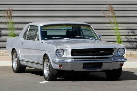 1965 Ford Mustang for sale at Sun Valley Auto Sales in Hailey ID