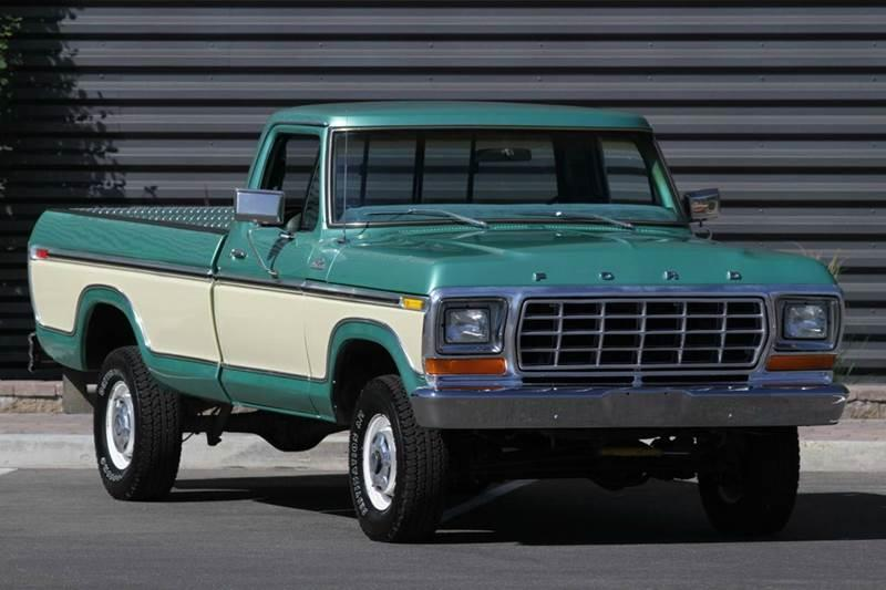 1978 Ford F-150 for sale at Sun Valley Auto Sales in Hailey ID