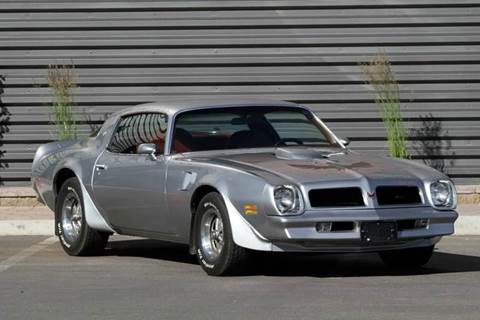 1976 Pontiac Firebird Trans Am for sale at Sun Valley Auto Sales in Hailey ID