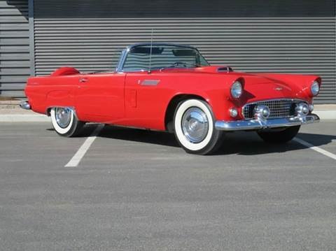 1956 Ford Thunderbird for sale at Sun Valley Auto Sales in Hailey ID