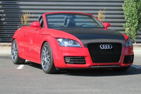 2008 Audi TT for sale at Sun Valley Auto Sales in Hailey ID