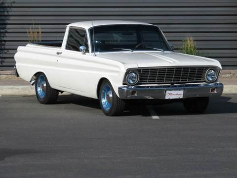 1964 Ford Ranchero for sale at Sun Valley Auto Sales in Hailey ID