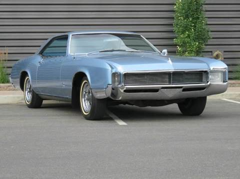 1966 Buick Riviera for sale at Sun Valley Auto Sales in Hailey ID