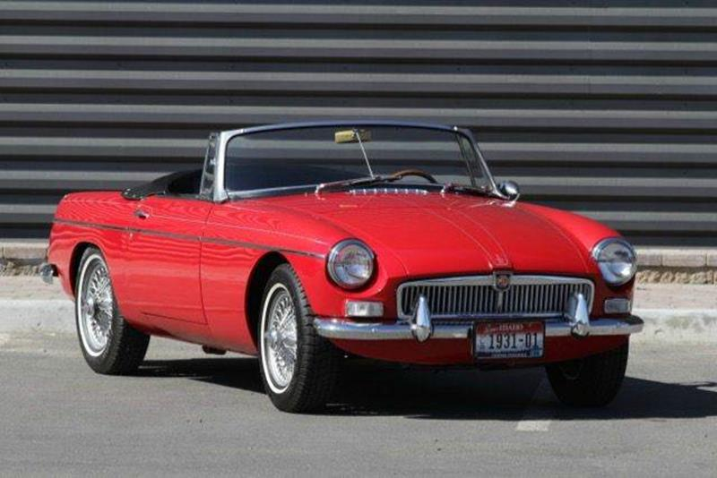 1964 MG MGB for sale at Sun Valley Auto Sales in Hailey ID