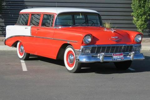 1956 Chevrolet 210 for sale at Sun Valley Auto Sales in Hailey ID