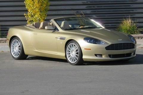 2006 Aston Martin DB9 for sale at Sun Valley Auto Sales in Hailey ID