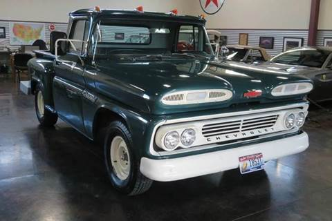 1960 Chevrolet Apache for sale at Sun Valley Auto Sales in Hailey ID