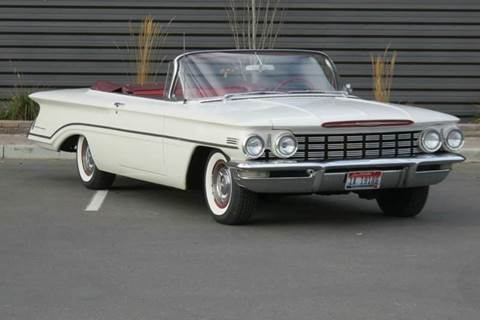 1960 Oldsmobile Dynamic 88 for sale at Sun Valley Auto Sales in Hailey ID