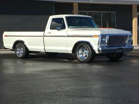 1979 Ford F-150 for sale at Sun Valley Auto Sales in Hailey ID