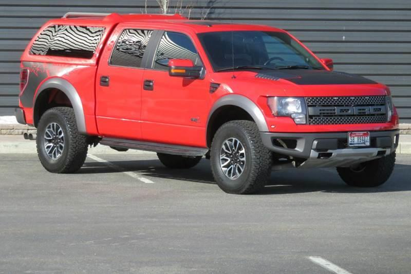 2012 Ford F-150 for sale at Sun Valley Auto Sales in Hailey ID