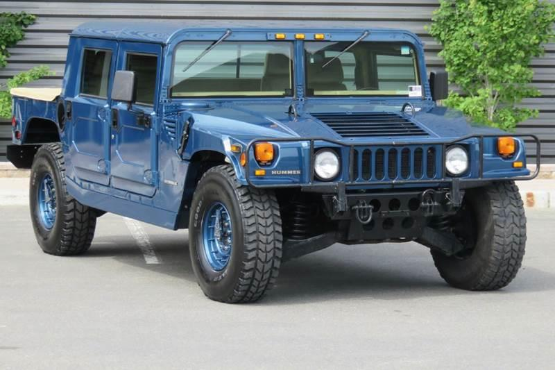 1994 AM General Hummer for sale at Sun Valley Auto Sales in Hailey ID