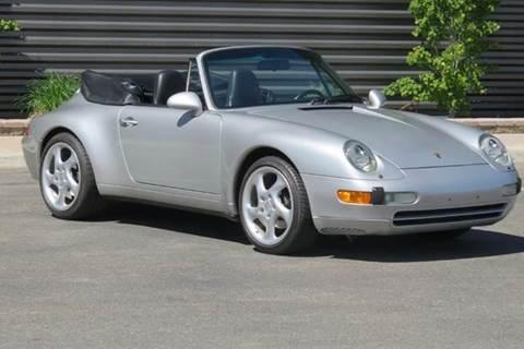 1997 Porsche 911 for sale at Sun Valley Auto Sales in Hailey ID