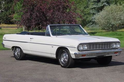 1964 Chevrolet Chevelle Malibu for sale at Sun Valley Auto Sales in Hailey ID