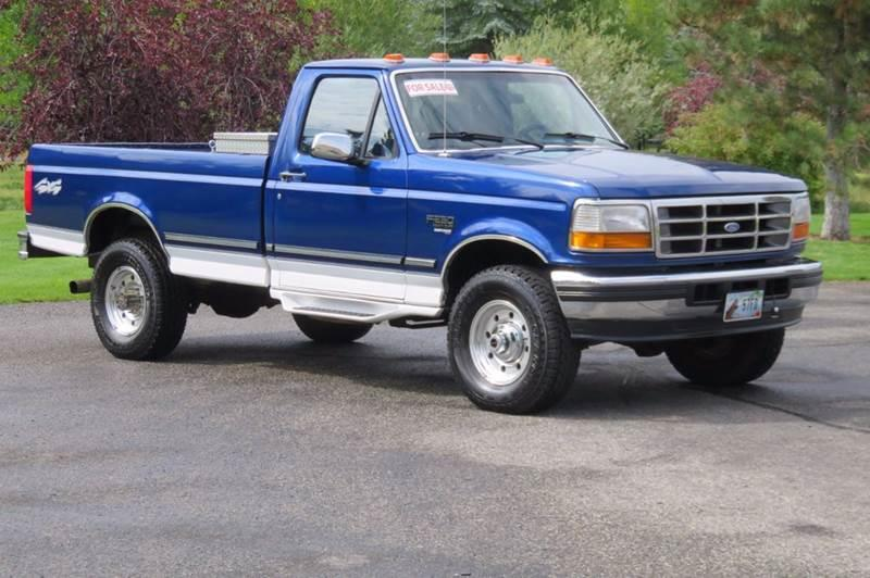 1997 Ford F-250 for sale at Sun Valley Auto Sales in Hailey ID