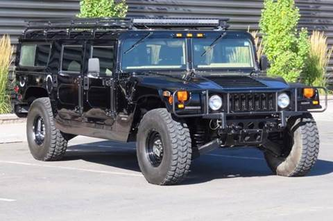 1997 AM General Hummer for sale at Sun Valley Auto Sales in Hailey ID