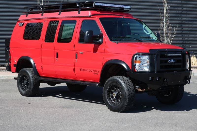 2014 Ford E-Series Cargo for sale at Sun Valley Auto Sales in Hailey ID
