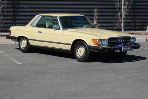 1977 Mercedes-Benz 450-Class for sale at Sun Valley Auto Sales in Hailey ID