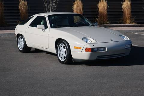 1990 Porsche 928 for sale at Sun Valley Auto Sales in Hailey ID