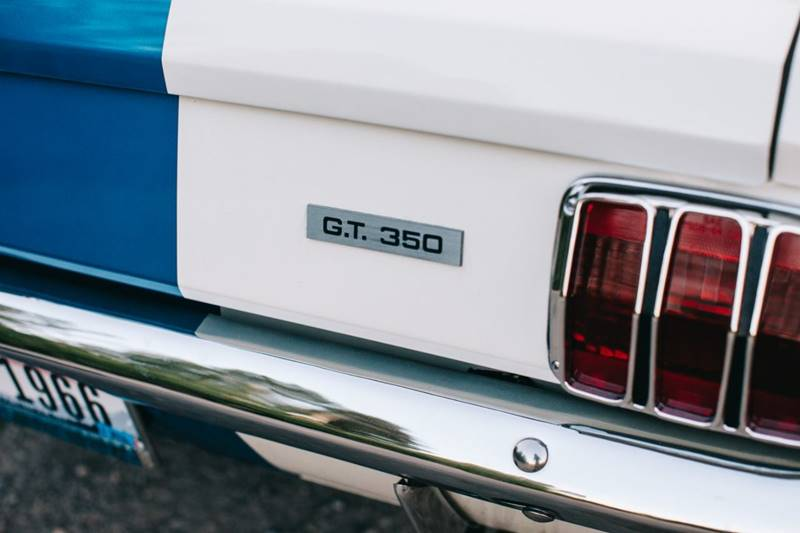 1966 Shelby Gt350 Continuation Series In Hailey ID - Sun