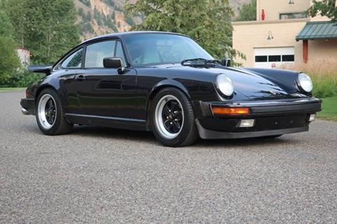 1989 Porsche 911 for sale in Hailey, ID