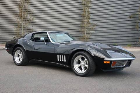 1970 Chevrolet Corvette for sale at Sun Valley Auto Sales in Hailey ID