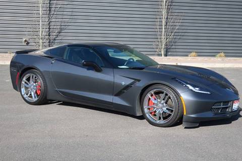 2014 Chevrolet Corvette for sale at Sun Valley Auto Sales in Hailey ID