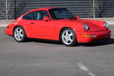 1992 Porsche 911 for sale in Hailey, ID