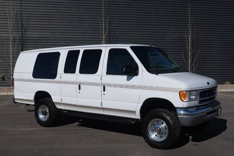 2001 Ford E-Series Chassis for sale at Sun Valley Auto Sales in Hailey ID