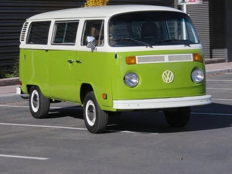 Amazing 1976 Volkswagen Bus Type 2 In Hailey Id Sun Valley Auto Sales Evergreenethics Interior Chair Design Evergreenethicsorg