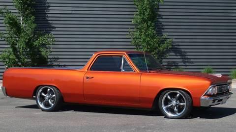 1966 Chevrolet El Camino for sale in Hailey, ID