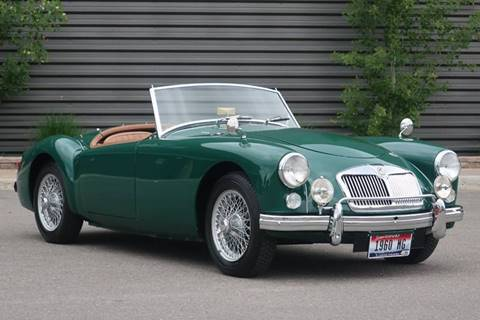 1960 MG MGA for sale in Hailey, ID