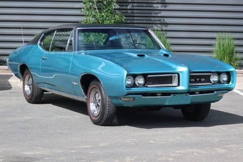 1968 Pontiac GTO for sale in Hailey, ID